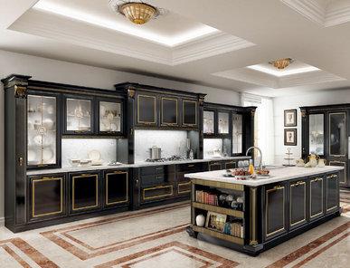 Итальянская кухня IMPERIALE 02 фабрики LE CUCINE DEI MASTRI