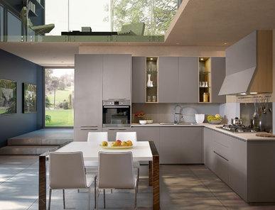 Итальянская кухня MODULA 25 02 фабрики LE CUCINE DEI MASTRI