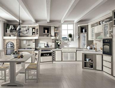 Итальянская кухня ELENA 02 фабрики LUBE