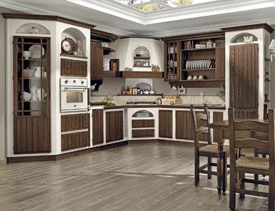 Итальянская кухня ELENA 03 фабрики LUBE