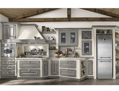 Итальянская кухня BEATRICE 03 фабрики LUBE