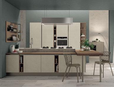 Итальянская кухня LUX 03 фабрики LUBE