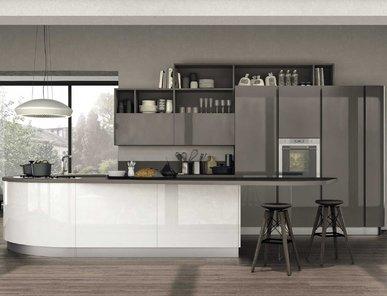 Итальянская кухня NECK 05 фабрики LUBE