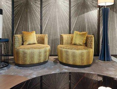 Итальянское кресло GAEL 1 фабрики REDECO