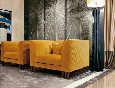 Итальянское кресло GAEL 18 фабрики REDECO