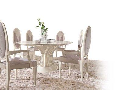 Итальянский стол и стулья EKANTA 12 фабрики REDECO