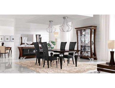 Итальянский стол и стулья CHARME II фабрики REDECO