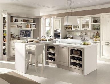 Итальянская кухня LAURA 03 фабрики LUBE