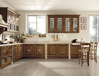 Итальянская кухня LAURA 10 фабрики LUBE