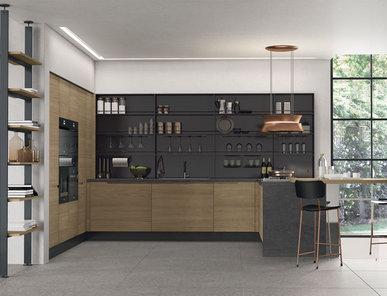 Итальянская кухня LUNA 04 фабрики LUBE