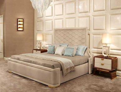 Итальянская кровать UNIQUE фабрики REDECO