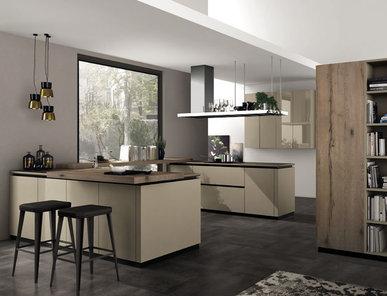 Итальянская кухня OLTRE 01 фабрики LUBE