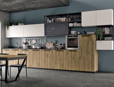 Итальянская кухня OLTRE 13 фабрики LUBE
