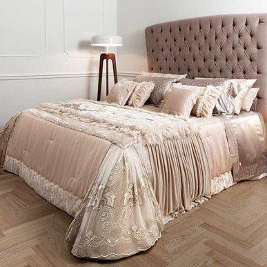 Итальянский тeкстиль для спален MA-DAME фабрики Chicca Orlando