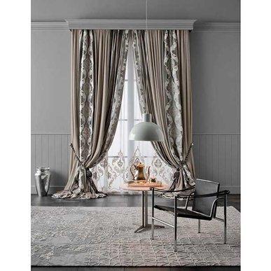 Итальянские шторы и тюли TAIMYR 02 фабрики Chicca Orlando