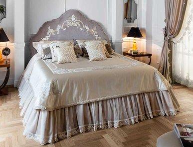 Итальянский тeкстиль для спален ART NOUVEAU 03 фабрики Chicca Orlando