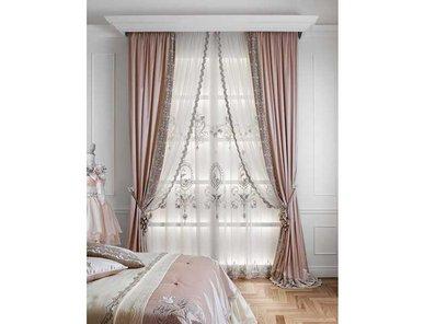Итальянские шторы и тюли ELISABETH фабрики Chicca Orlando