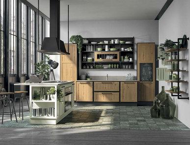 Итальянская кухня PROVENZA 03 фабрики LUBE