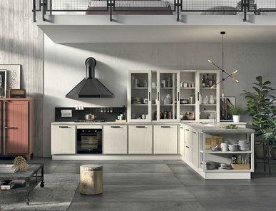 Итальянская кухня PROVENZA 10 фабрики LUBE