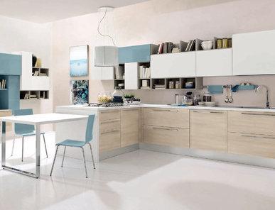 Итальянская кухня SWING 01 фабрики LUBE