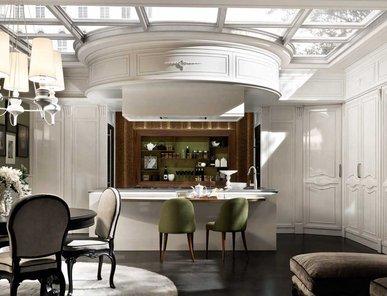 Итальянская кухня Loft a New York фабрики Martini Mobili