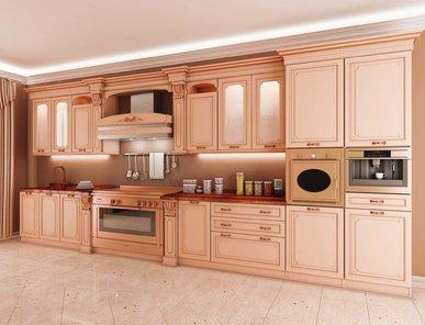 Итальянская кухня DUCA D ESTE 01 фабрики MEGAROS