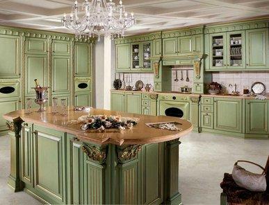 Итальянская кухня DUCA D ESTE 14 фабрики MEGAROS