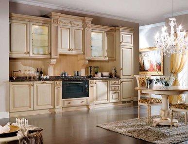 Итальянская кухня DUCA D ESTE 17 фабрики MEGAROS