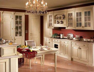 Итальянская кухня DUCA D ESTE 18 фабрики MEGAROS