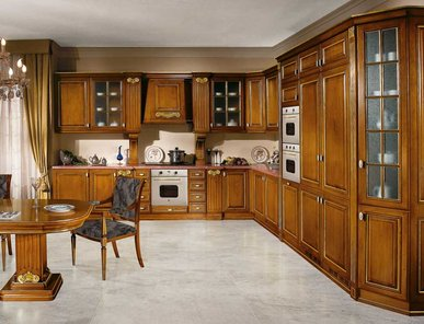 Итальянская кухня DUCA D ESTE 25 фабрики MEGAROS