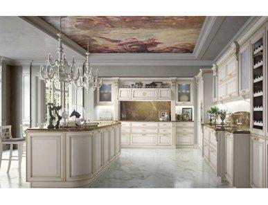 Итальянская кухня CAVIAR GOLD фабрики MITON CUCINE