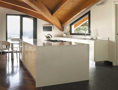 Итальянская кухня PA 19 фабрики MITTEL CUCINE