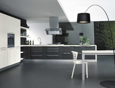 Итальянская кухня Progetto Laminato фабрики MITTEL CUCINE