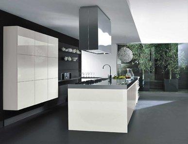 Итальянская кухня Progetto Rondine фабрики MITTEL CUCINE