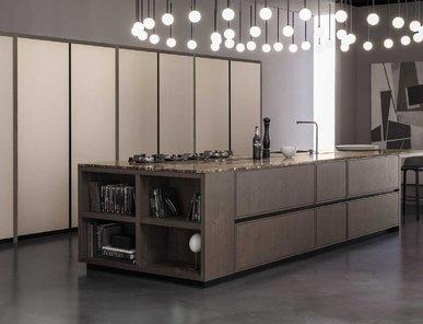 Итальянская кухня Style Appeal di Forme e Materiali фабрики MITTEL CUCINE