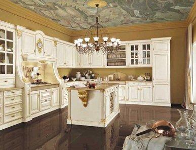 Итальянская кухня Baroque Giulietta фабрики Modenese Gastone