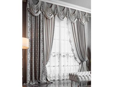 Итальянские шторы и тюли AURA фабрики Chicca Orlando