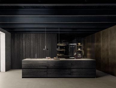 Итальянская кухня FLY 02 фабрики MODULNOVA