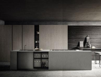 Итальянская кухня MH6 03 фабрики MODULNOVA