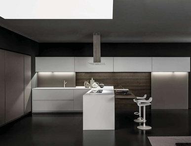 Итальянская кухня LIGHT 07 фабрики MODULNOVA