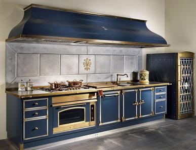 Итальянская кухня DEEP BLUE фабрики OFFICINE GULLO