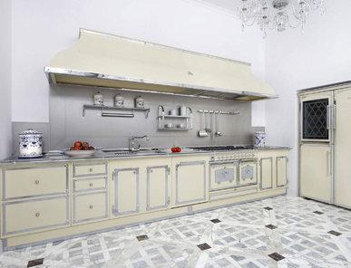 Итальянская кухня PEARL WHITE фабрики OFFICINE GULLO