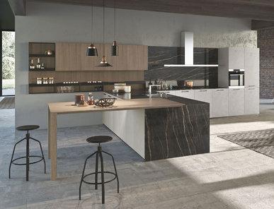 Итальянская кухня K016 04 фабрики PEDINI