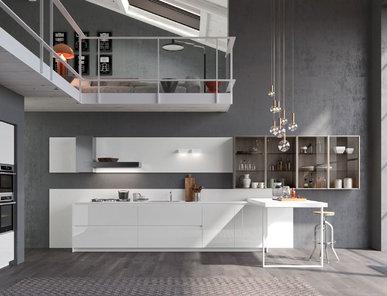 Итальянская кухня ARKE 04 фабрики PEDINI