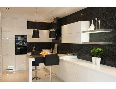 Итальянская кухня Design 02 фабрики PLATINO MOBILI