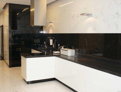 Итальянская кухня Design 05 фабрики PLATINO MOBILI