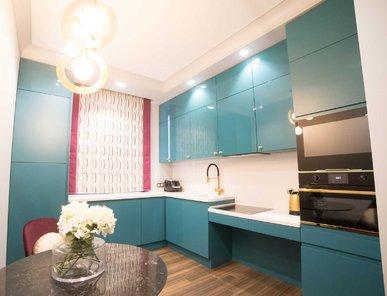 Итальянская кухня Design 06 фабрики PLATINO MOBILI