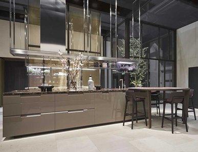 Итальянская кухня SHAPE 01 фабрики POLIFORM