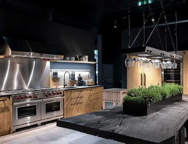 Итальянская кухня GRANGUSTO фабрики RIVA 1920