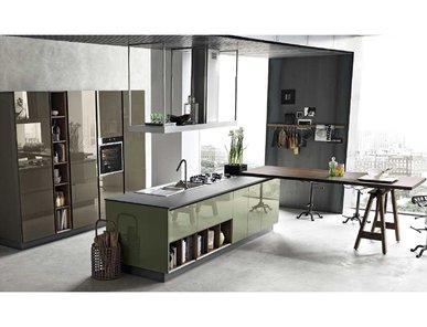 Итальянская кухня ALEVE 01 фабрики STOSA